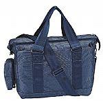 Nixon Deceptor Tote Bag (steel blue)