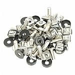 Adastra Studio Rack Fixing Kit With Nuts Bolts & Plastic Washers (20 piece set)
