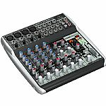 Behringer QX1202 USB Xenyx 12 Input, 2 Bus Mixer + Tracktion Audio Production Software