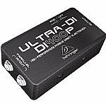 Behringer Ultra DI DI400P High Performance Passive DI Box