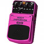 Behringer HD300 Heavy Distortion Heavy Metal Distortion Effects Pedal