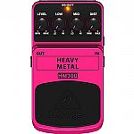 Behringer HM300 Heavy Metal Heavy Metal Distortion Effects Pedal