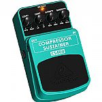 Behringer CS400 Compressor/Sustainer Ultimate Dynamics Effects Pedal