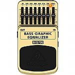 Behringer BEQ700 Bass Graphic Equalizer Ultimate 7 Band Graphic Equalizer
