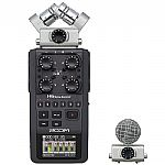 Zoom H6 Handy Recorder With Cubase LE 6 Audio Production Software & 2GB SD Card