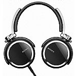 Sony MDRXB800 Extra Bass Headphones (black & silver)