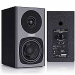 Fostex PM0.3d Active Speaker System (pair, matte black)