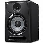 """Pioneer SDJ80X 8"""" Active DJ Monitor Speaker (single, black)"""