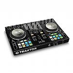Native Instruments Traktor Kontrol S2 Mk2 DJ Controller With Traktor Pro 2 DJ Software