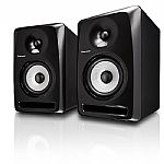 "Pioneer SDJ50X 5"" Active DJ Monitor Speakers (pair, black)"