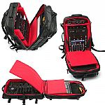 "Magma Riot DJ Backpack XL For Controller Or Mixer/17"" Laptop/Accessories"