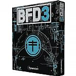 Fxpansion BFD 3 Acoustic Drum Studio Software (boxed version)