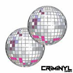 "Criminyl Disco 12"" Slipmats (pair)"
