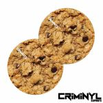 "Criminyl Cookie 12"" Slipmats (pair)"