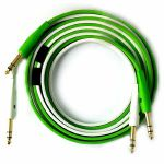 Neo d+ TRS Class B - TRS (male) To TRS (male) Audio Cables (2.0m, pair)