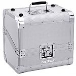 Reloop Club Series 50/50 Slanted 12 Inch Vinyl Record Case 80 (silver)