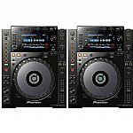 Pioneer CDJ900 Nexus Digital Players (pair)
