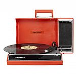 Crosley CR6016A Spinnerette Portable Turntable (red)