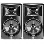 JBL LSR308 Two Way Active Studio Monitors (pair)