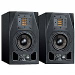Adam A3X Active Studio Monitors (pair, black)