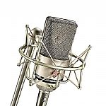 Neumann TLM103 Cardioid Studio Microphone & Shockmount Set (nickel)