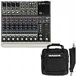 Mackie 1202VLZ3 Mixer + FREE Mackie 1202VLZ3 Mixer Bag