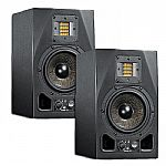 Adam A5X Active Studio Monitor (pair, black) ***CLAIM 10% BACK ON A PAIR OF ADAM AX MONITORS! OFFER ENDS 31ST DEC 2017***