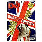DJ Magazine January 2014: #529 Drool Britannia (with FREE best of British download card)