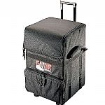 Gator DJ Caddy 100 Record Trolley With Wheels (B-STOCK)