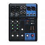 Yamaha MG06 Analog Mixer