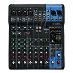 Yamaha MG10XU Mixer With Cubase AI Audio Production Software