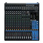 Yamaha MG16XU Mixer With Cubase AI Software