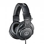 Audio Technica ATH M30X Headphones
