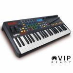 Akai MPK249 Performance USB MIDI Pad & Keyboard Controller With Ableton Live Lite Software