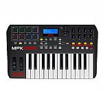 Akai MPK225 Performance USB MIDI Pad & Keyboard Controller With Ableton Live Lite Software