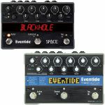 Eventide Space Programmable Reverb Effects Pedal + Eventide TimeFactor Twin Delay Effects Pedal (REDUCED PRICE BUNDLE)