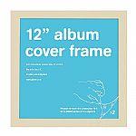 GB Eye 12 Inch Album Cover Vinyl Frame (beech)