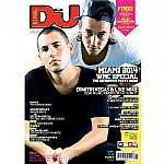DJ Magazine March 2014 : #531 Dade To Play (with free Kevin Saunderson In The Mix + Loopmasters Samples download card)