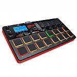 Akai MPX16 SD Card Sample Player & Recorder Pad Controller