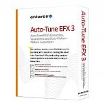 Antares AutoTune EFX3 Real Time Pitch Correction & Vocal Effect Plugin
