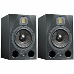 Adam A8X Active Studio Monitors (pair, black)