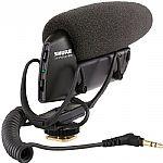 Shure VP83 Lens Hopper Camera Mount Condenser Microphone