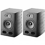 Focal Alpha 50 Active Two Way Near Field Professional Monitoring Loudspeakers (pair)