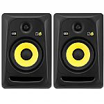 KRK R6 G3 Passive Reference Monitor Speakers (pair)