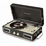 Crosley CR40 Mini Turntable (black)