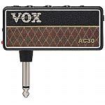 Vox amPlug Series 2 AC30 Headphone Guitar Amplifier