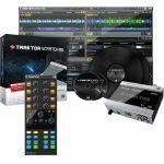 Native Instruments Traktor Scratch A6 Digital Vinyl System + Traktor Kontrol X1 MK2 Performance DJ Controller