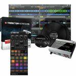 Native Instruments Traktor Scratch A6 Digital Vinyl System + Traktor Kontrol F1 DJ Remix Controller (SPECIAL LOW PRICE BUNDLE)