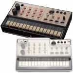 Korg Volca Keys Analogue Loop Synthesizer & Sequencer + Decksaver Korg Volca Series Cover (smoked clear) (SPECIAL LOW PRICE BUNDLE)