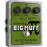 Electro Harmonix Bass Big Muff Pi Distortion Sustainer Pedal